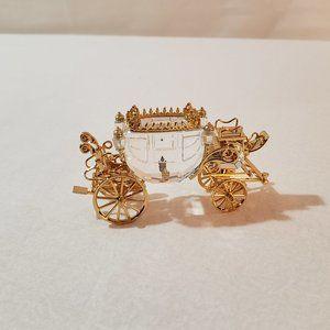 Swarovski Crystal Memories Journeys Carriage NIB